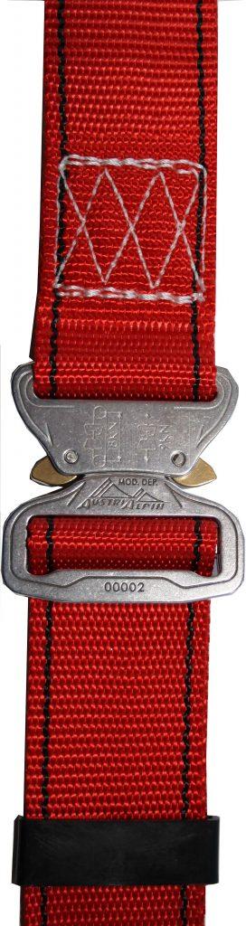 Klickverschluss-rot